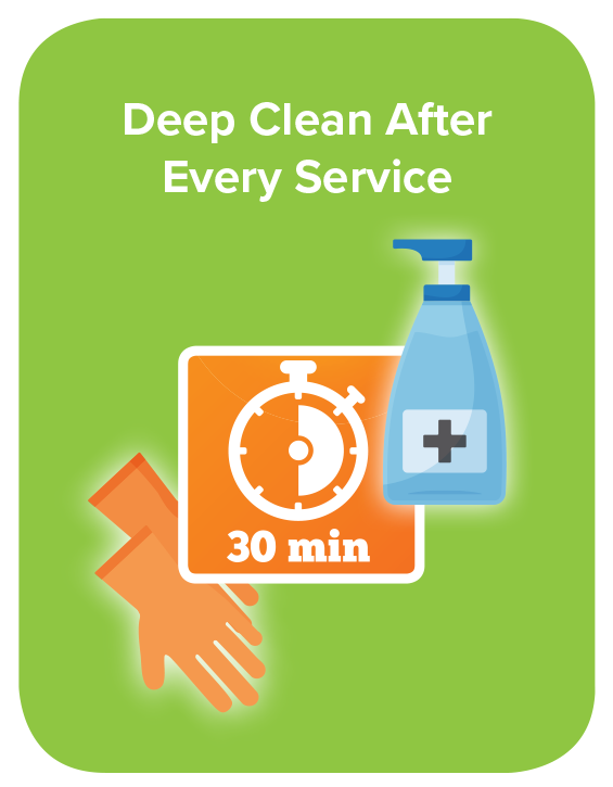 Deep Cleaning
